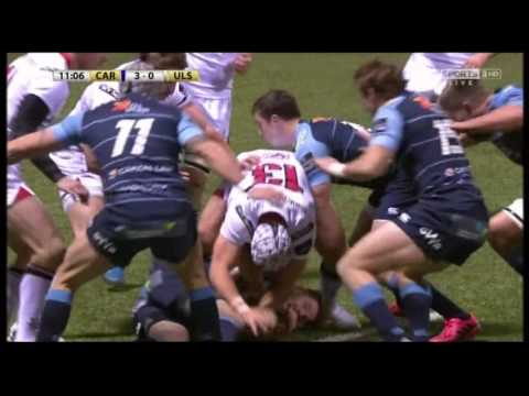 Cardiff Blues v Ulster 03/12/2016