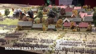 Möckern 1813 : Dioramica 2018