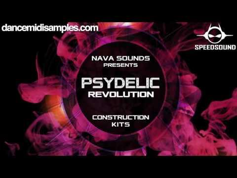 Nava Sounds - Psydelic Revolution DMS (Psy-Trance Construction Kits)