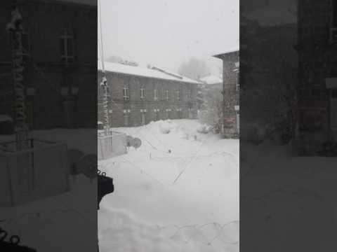Kars Kar Yağışı