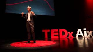 How the digital revolution is changing learning | Steve Fiehl | TEDxAix