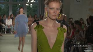 PRABAL GURUNG MERCEDES-BENZ FASHION WEEK BERLIN SS18
