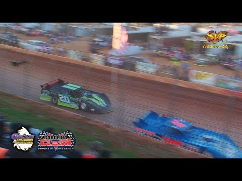 Cherokee Speedway | Carolina Clash | Blue Grey Heat 3 | Nov  19 , 2017