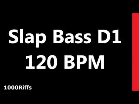Slap Bass Metronome D1 : 000 BPM : Beats Per Minute