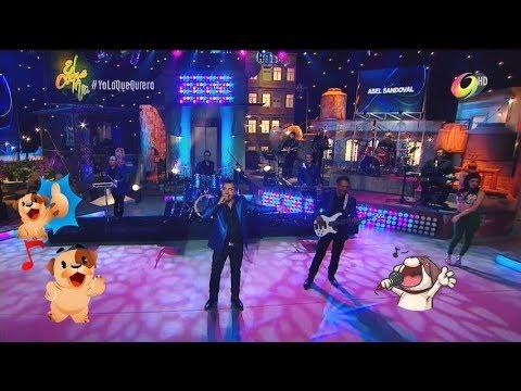 Abel Sandoval Y Los Vientos - Popurrí en El Coque Va