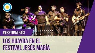 Festival Jesús María 2015 - 2º Noche - Los Huayra - 09-01-15