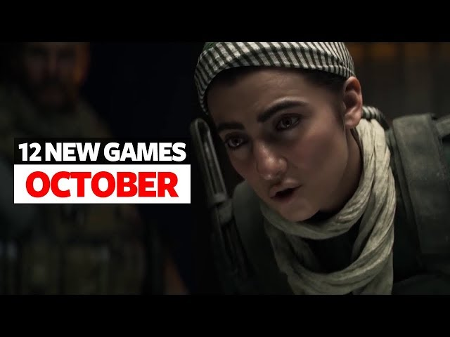 12 Awesome Games Releasing In OCTOBER 2019 - (PC/PS4/Xbox OCTOBER New Games 2019)