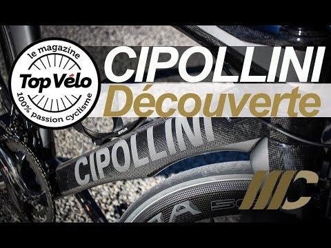 Image de la vidéo Découverte des vélos Cipollini - Visite en Italie !