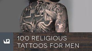 Video 100 Religious Tattoos For Men download MP3, 3GP, MP4, WEBM, AVI, FLV Agustus 2018