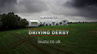 ISUZU TV COMMERCIAL:  ISUZU D-MAX DRIVING DERBY