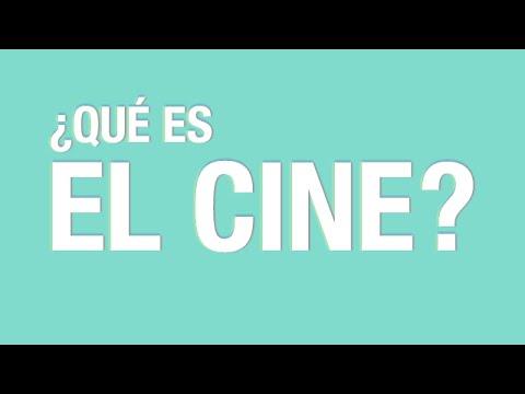 ¿qué Es El Cine? Youtube