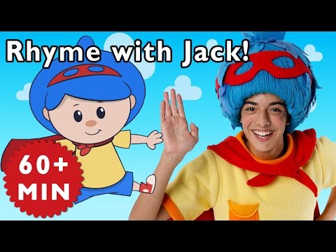 ABC Song and More Rhymes With Jack   Nursery Rhymes from Mother Goose Club!