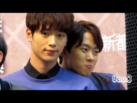 [FANCAM] 140827 5urprise (서프라이즈) Seo Kang-Jun (서강준) Gong-Myung (공명)