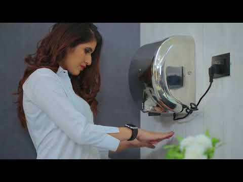 Automatic Stainless Steel Hand Dryer DAHD0042