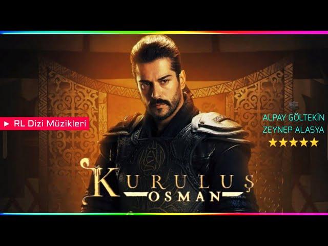 Kuruluş Osman Müzikleri - Altın Yay Üç Gümüş Ok V2