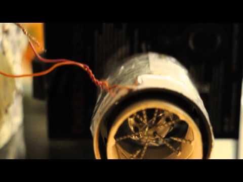 видео: Ионный вентилятор