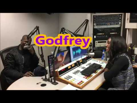 Ivani Interview's Godfrey