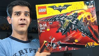 LEGO Batman: БЭТКРЫЛО - Набор На Обзор (70916)