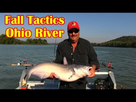 Catfishing Tips: How To Catch Catfish On The Ohio River