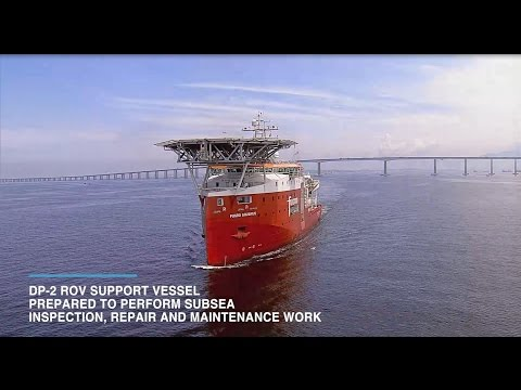 Fugro Aquarius - DP2 ROV Support Vessel