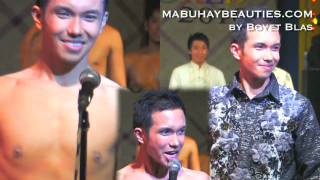 MR. GAY WORLD PHILIPPINES '10 Self-Intros