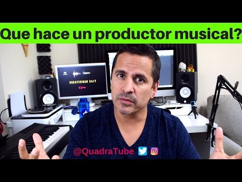 What is music producer?