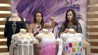 Crochê de grampo – Helen Mareth P2
