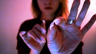 ASMR Hypnotic Reiki Roleplay | Hand Movements | Plucking Negative Energy | Healing | Visual Triggers