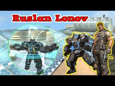 10 Milyon KP' Ye Robot Karekter Aldım!! Wolfteam Ruslan Lonov Tanıtım ve Oynayiş 2017