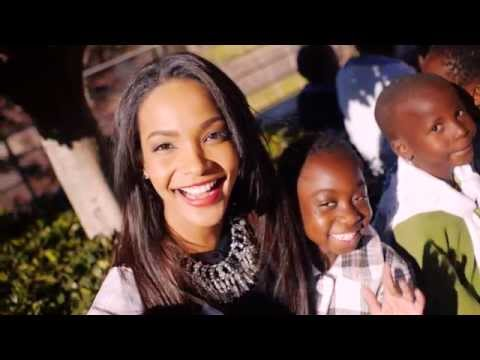 SOUTH AFRICA, Liesl Laurie - Contestant Introduction : Miss World 2015