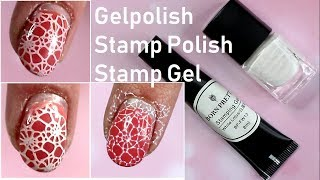 Bornpretty Stamping Gel Polish Vs Regular Stamp Polish