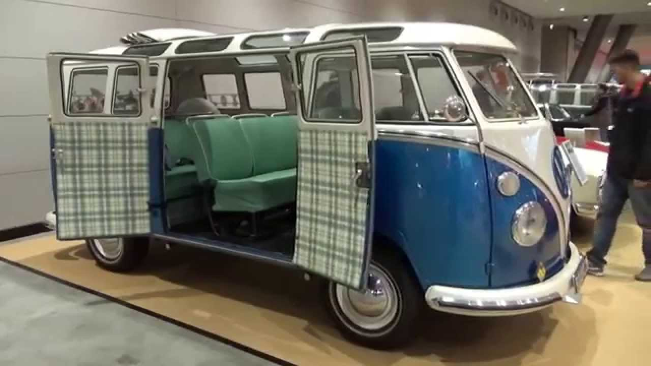 1966 volkswagen t1 samba exterior and interior retro. Black Bedroom Furniture Sets. Home Design Ideas