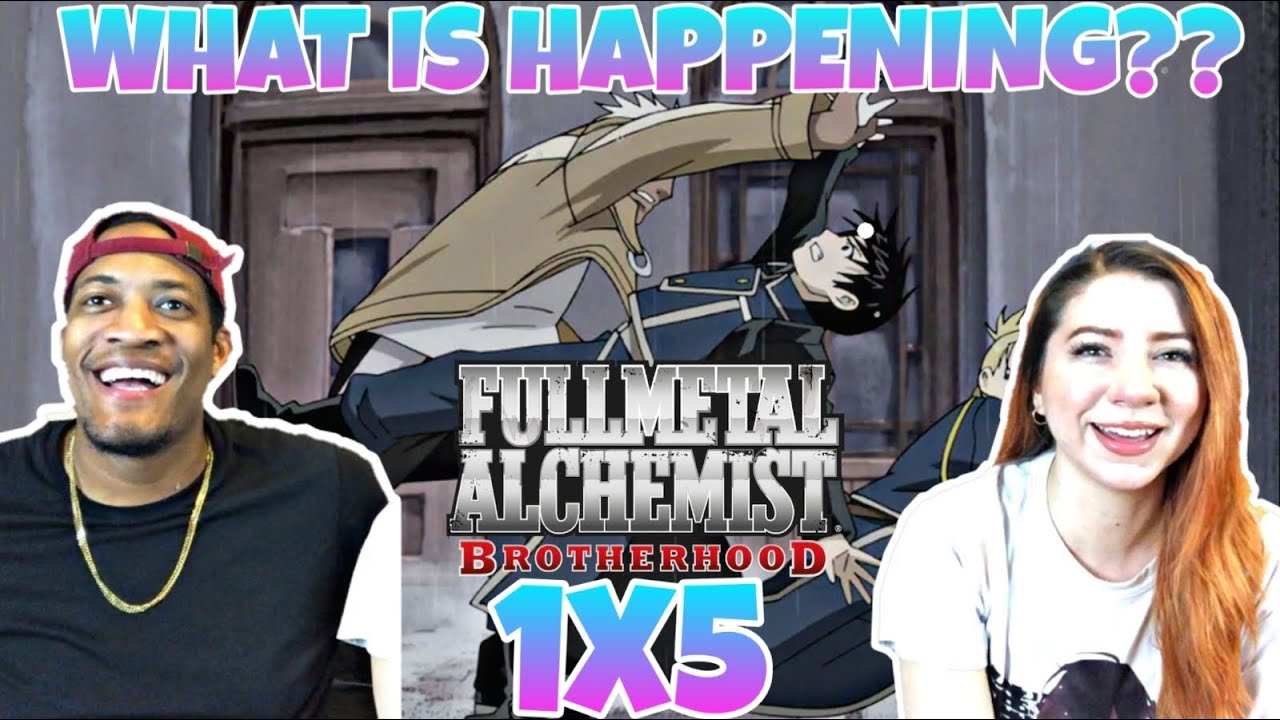 "Fullmetal Alchemist: Brotherhood Episode 5 ""RAIN OF SORROWS"" - YouTube"