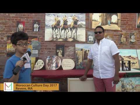 2017 Moroccan Cultural Day: Meet the Vendors