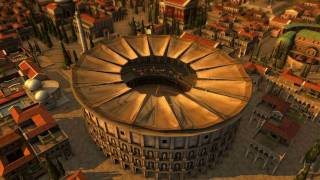Grand Ages - Rome City Building strategy HD video game trailer - PC
