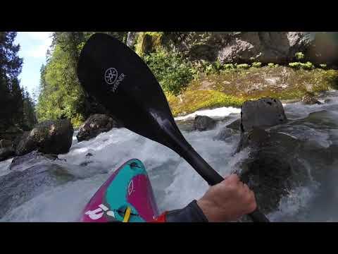 Ohanapecosh River Kayaking