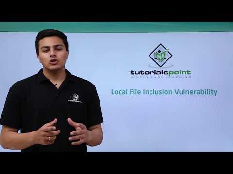 Penetration Testing - Local File Inclusion (LFI)