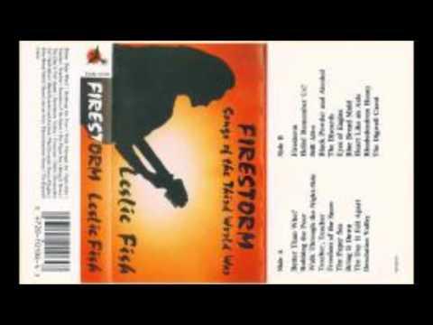 Black Powder and Alcohol   Leslie Fish   Firestorm