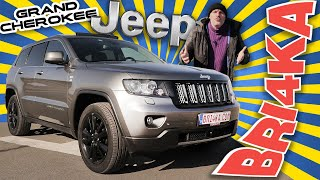 Jeep Grand Cherokee IV|Test and Review| Bri4ka.com