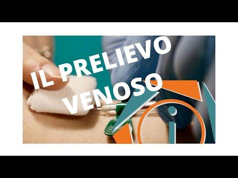 INFERMIERI Online / IL PRELIEVO VENOSO / Video #03