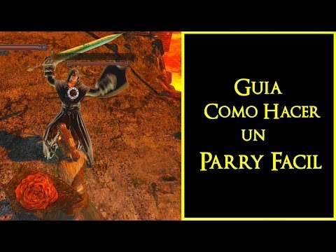 Dark Souls 2 - Truco Parry Facil - Easy Parrying Trick