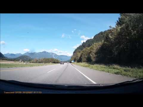 Canada Road Trip 2015 - Vancouver To Calgary