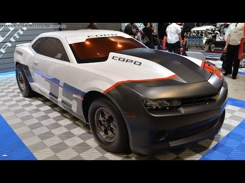 2015 copo camaro at the sema show live photos youtube. Cars Review. Best American Auto & Cars Review
