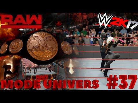 [WWE 2K17] Mode Univers RAW ep 37: BULLET CLUB CHAMP [FR][HD]