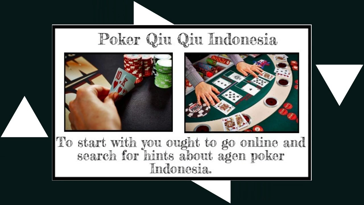 What Everybody Else Does When It Comes To Domino Qiu Qiu Indonesia For All Those Who Ve Detected This Short Educational Post It Signifies That You Are Operating To Make Some Additional Earnings By Obtaining Concerned In Situs Poker Around The Web You