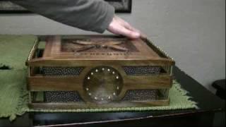 Building A Wooden Knife Box - Build & Final Part 2