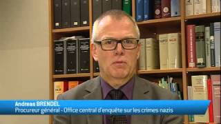 La traque des criminels de guerre nazis continue : le grand angle du 64' de TV5MONDE