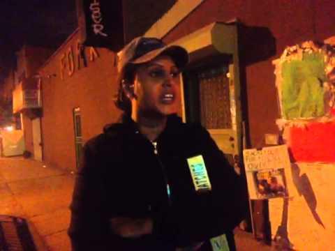 #kimanigray #brooklynprotest