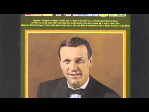 Eddy Arnold - You Don't Know Me (HQ)