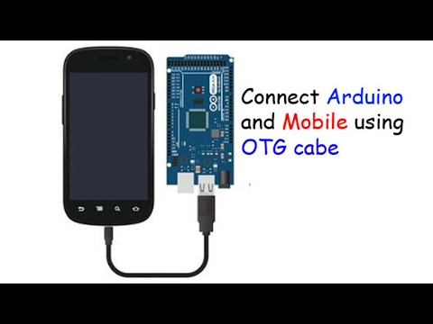 How to program arduino using android phone